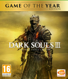 Dark Souls III (3) The Fire Fades Edition Xbox One