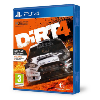 Dirt 4 (használt) PS4