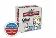 Monopoly Fallout Edition AJÁNDÉKTÁRGY