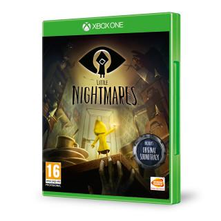 Little Nightmares Xbox One