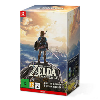 The Legend of Zelda: Breath of the Wild Limited Edition Nintendo Switch