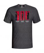 Mafia III Lieutenants T-shirt Grey - Póló - Good Loot (S-es méret) AJÁNDÉKTÁRGY