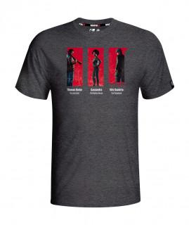 Mafia III Lieutenants T-shirt Grey - Póló - Good Loot (XL-es méret) AJÁNDÉKTÁRGY