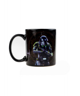 Star Wars Rogue One Death Trooper Heat Change Mug - Bögre - Good Loot AJÁNDÉKTÁRGY