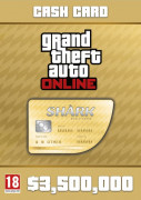 Grand Theft Auto Online: Whale Shark Card (PC) Letölthető PC