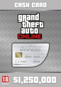 Grand Theft Auto Online: Great White Shark Card (PC) Letölthető