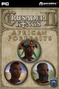 Crusader Kings II: African Portraits (PC) Letölthető PC