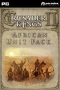 Crusader Kings II: African Unit Pack (PC) Letölthető PC