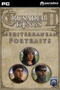 Crusader Kings II: Mediterranean Portraits (PC) Letölthető