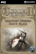 Crusader Kings II: Military Orders Unit Pack (PC) Letölthető