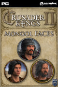 Crusader Kings II: Mongol Faces (PC) Letölthető