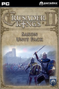 Crusader Kings II: Saxon Unit Packs (PC) Letölthető