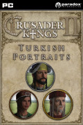 Crusader Kings II: Turkish Portraits (PC) Letölthető