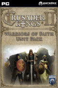 Crusader Kings II: Warriors of Faith Unit Pack (PC) Letölthető