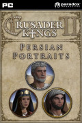 Crusader Kings II: Persian Portraits (PC) Letölthető