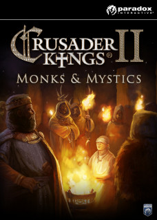 Crusader Kings II: Monks and Mystics (PC) Letölthető PC