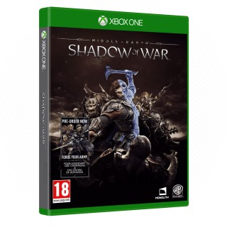 Middle Earth: Shadow of War (használt) XBOX ONE