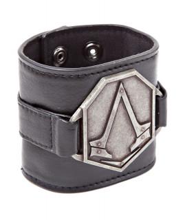 Assassin's Creed Syndicate Metal Logo Wristband - Csuklópánt - Good Loot AJÁNDÉKTÁRGY