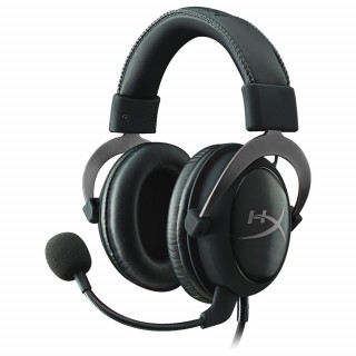 HyperX Cloud II Pro Gaming Headset (Gun Metal) KHX-HSCP-GM