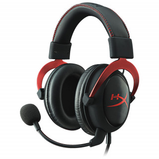 HyperX Cloud II Pro Gaming Headset (Red) KHX-HSCP-RD MULTI