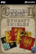 Crusader Kings II: Dynasty Shields (PC) Letölthető