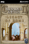 Crusader Kings II: Legacy of Rome (PC) Letölthető