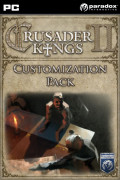 Crusader Kings II: Customization Pack (PC) Letölthető