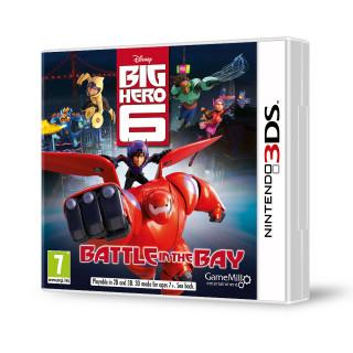 Disney Big Hero 6: Battle in the Bay 3DS