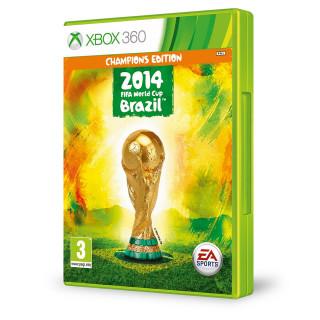 FIFA World Cup Brazil 2014 Champions Edition Xbox 360