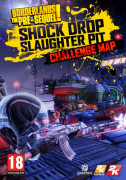 Borderlands The Pre-Sequel - Shock Drop Slaughter Pit DLC (PC) Letölthető