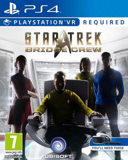 Star Trek Bridge Crew VR (használt) PS4