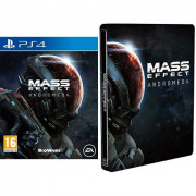 Mass Effect Andromeda Steelbook Edition PS4