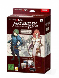 Fire Emblem Echoes: Shadows of Valentia - Special Edition 3DS