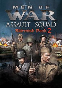 Men of War: Assault Squad - Skirmish Pack 2 (PC) Letölthető