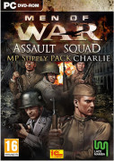 Men of War: Assault Squad MP Supply Pack Charlie (PC) Letölthető