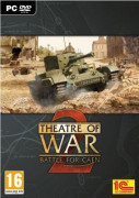 Theatre of War 2: Battle for Caen (PC) Letölthető