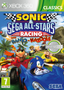 Sonic & Sega All-Stars Racing w. Banjo & Kazooie