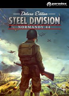 Steel Division: Normandy 44 Deluxe Edition (PC) Letölthető PC