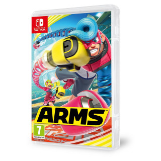 SWITCH ARMS Nintendo Switch