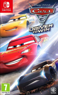 Cars 3: Driven to Win (használt) Nintendo Switch