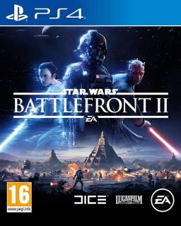 Star Wars Battlefront II (használt) PS4