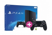 PlayStation 4 Pro 1TB + kontroller PS4
