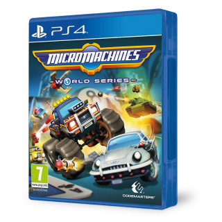 Micro Machines World Series PS4