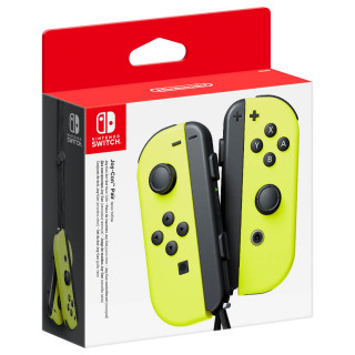 Nintendo Switch Joy-Con (Neon Sárga) kontrollercsomag Switch
