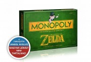 Monopoly Zelda Edition AJÁNDÉKTÁRGY