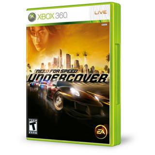 Need for Speed: Undercover (használt) Xbox 360