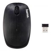 Hama 134932 Vezeték nélküli optikai egér AM-8000 fekete PC