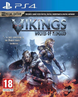 Vikings - Wolves of Midgard Special Edition PS4