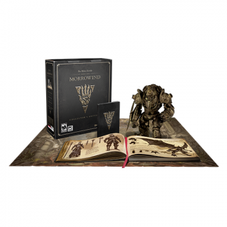 The Elder Scrolls Online: Morrowind Collectors Edition PC