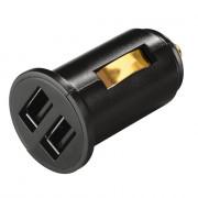 Hama 14138 Autós töltő Dupla USB 2400mAh DUAL PICCOLINO 2 Mobil